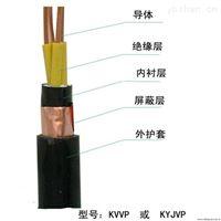 铜芯控制电缆KVV 4×0.75 厂家直销