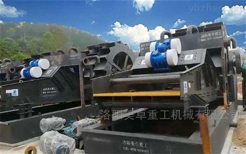 广东洗砂泥浆处理机械茂名高效洗砂机多少钱
