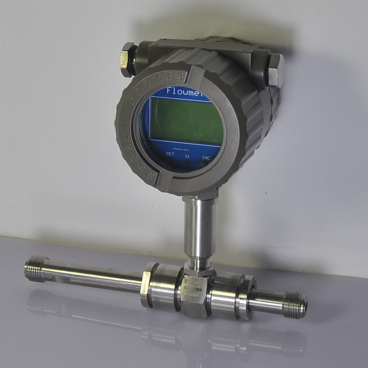 LWGY-东莞螺纹连接制药涡轮流量计