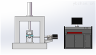 微机控制电液伺服磷化皮膜附着力试验机