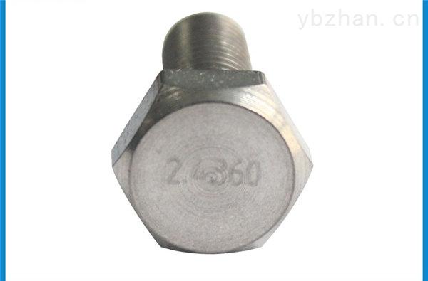 無錫HastelloyC雙頭螺栓
