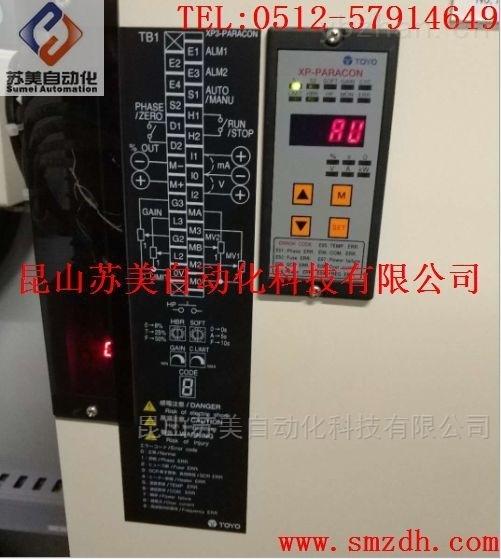 XP3-38200-L100,XP3-38450-TOYO电力调整器XP3-38200-L,XP3-38450-L1