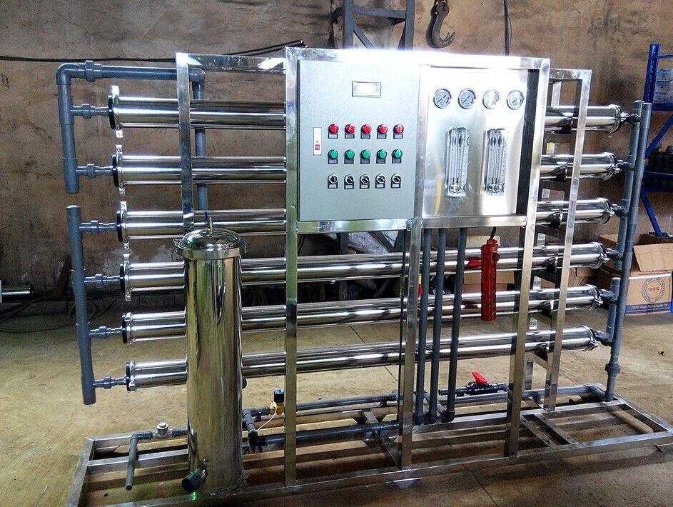贵阳小型反渗透纯水设备