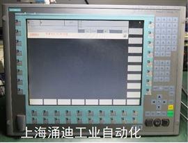 硬盘更换西门子工控机死机白屏维修