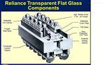 Clark reliance 反射玻璃板液位計