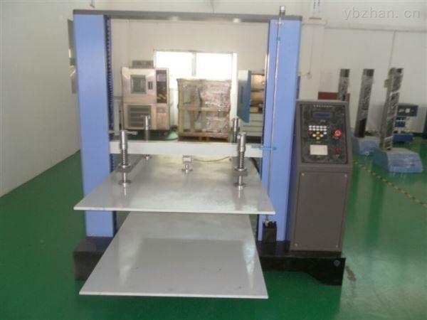 选购纸箱抗压试验机技术参数及特点