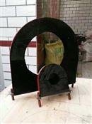 防腐木托主营产品 管道固定木托