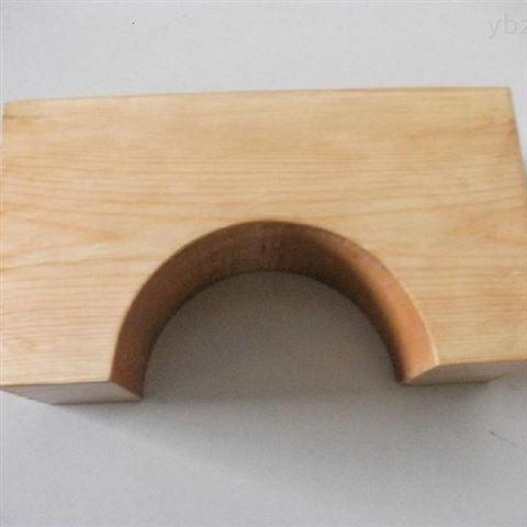 有哪几种管道木托用的多 空调木托规格