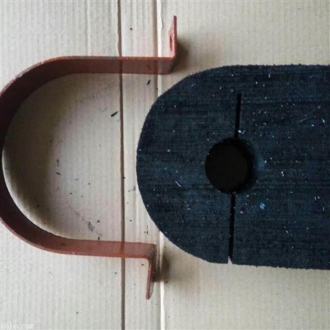 中央空调木托 允许管道有轴向位移