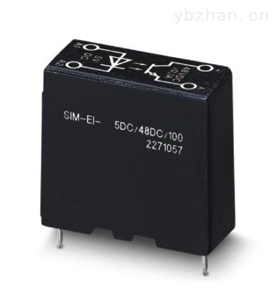SIM-EI-OV- 24DC/ 24DC/3 - 2300096菲尼克斯大功率固态继电器