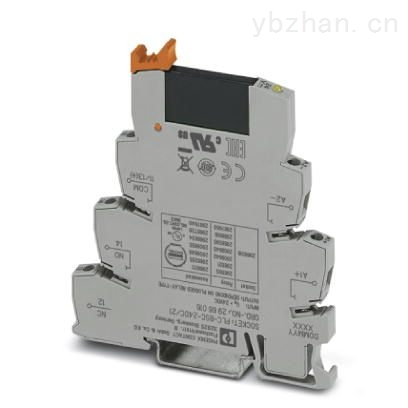 德国菲尼克斯固态继电器PLC-OSC-120UC/230AC/ 1 - 2967879
