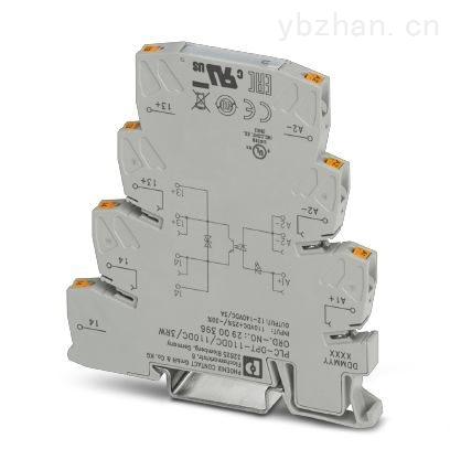 菲尼克斯固态继电器PLC-OPT- 24DC/300DC/1 - 2900383