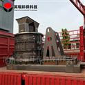 河卵石制砂生产线 新型板锤复合破碎机械