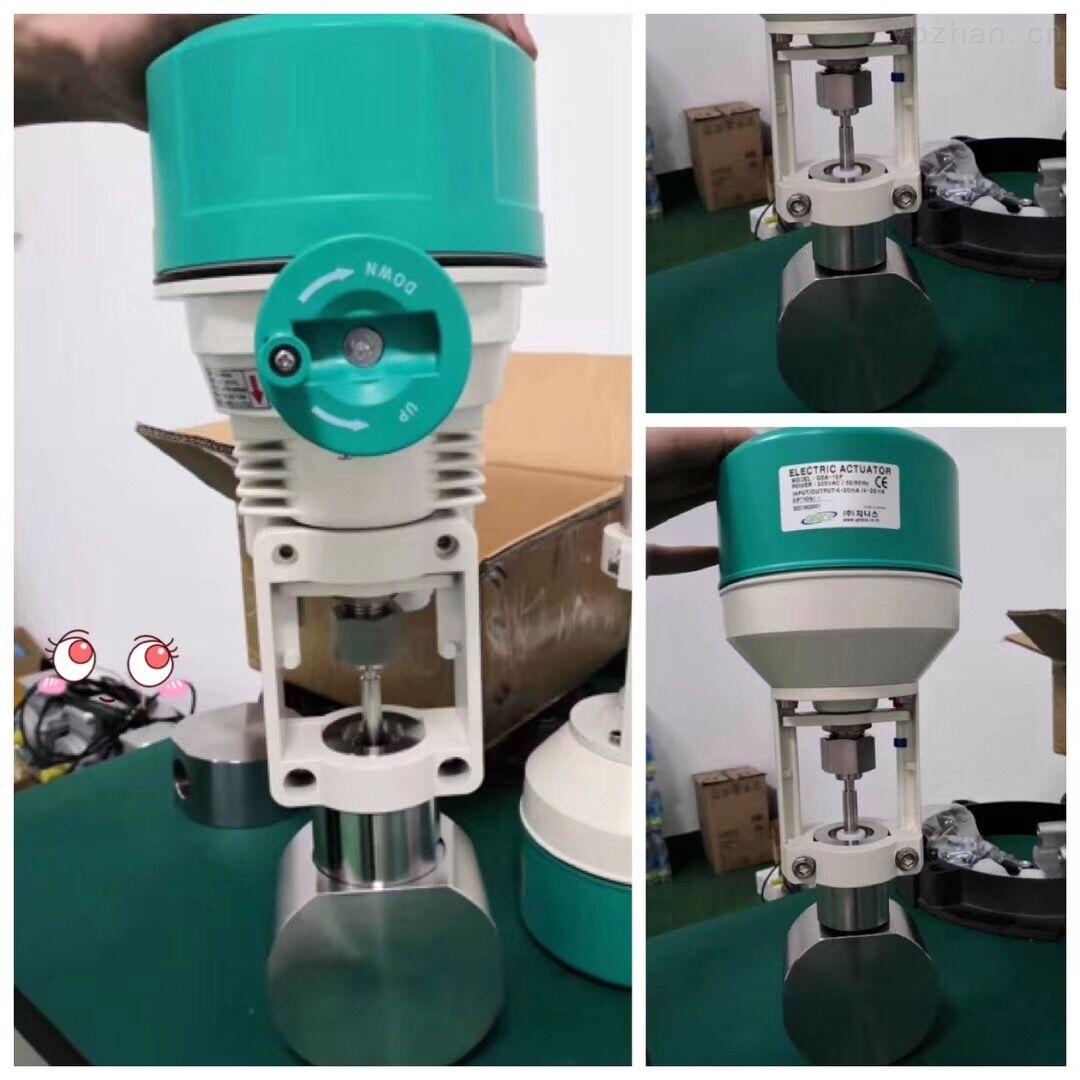 VATTEN-高壓電動濃水調節閥 2507電動調節針閥