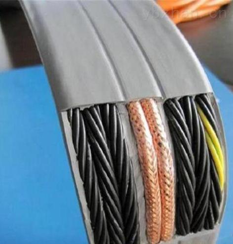 耐低温丁硅扁平软电缆