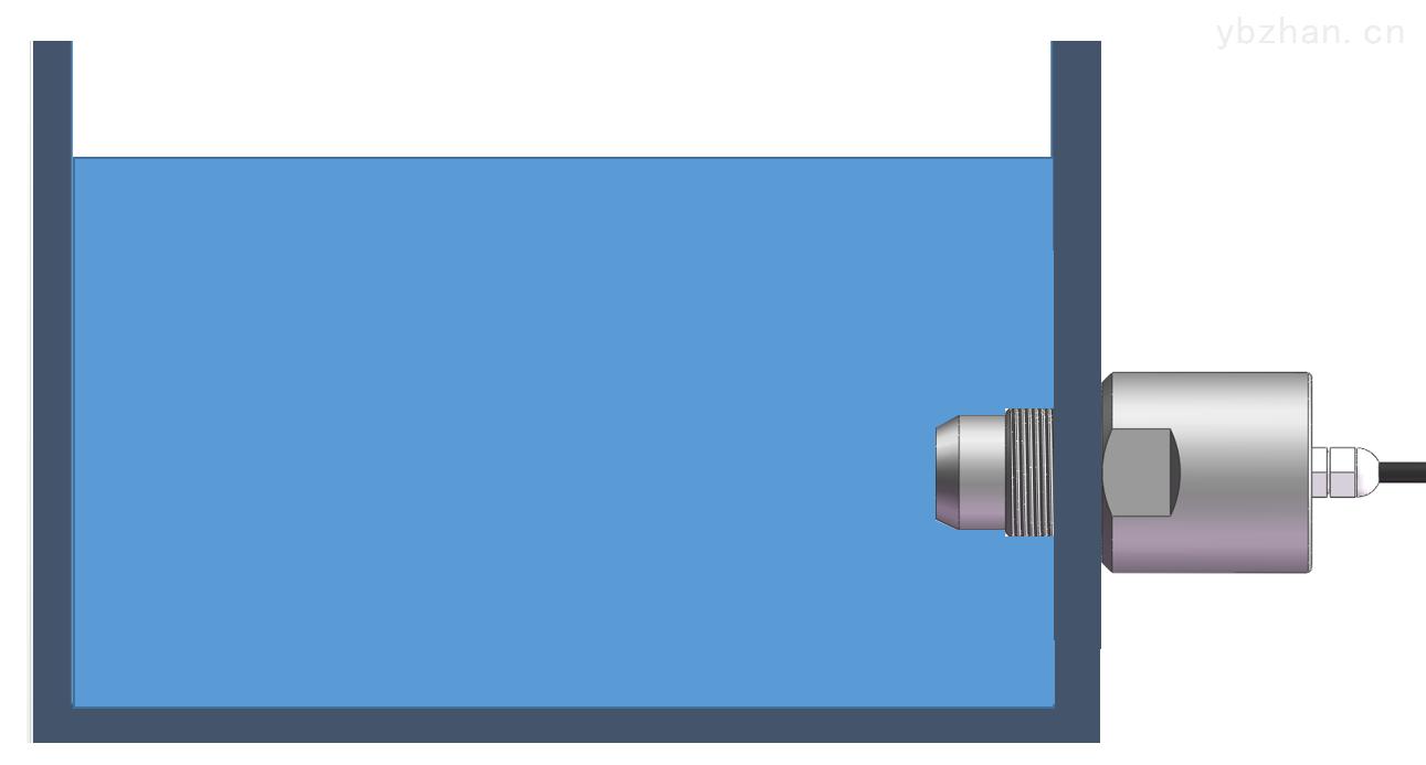 在线测量磨削液折光浓度仪