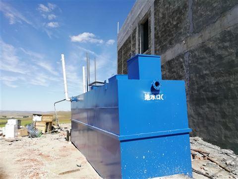 成都美丽乡村污水处理设备