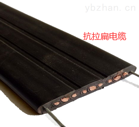 扁平软电缆YFFBPG-3*50+1*25+G