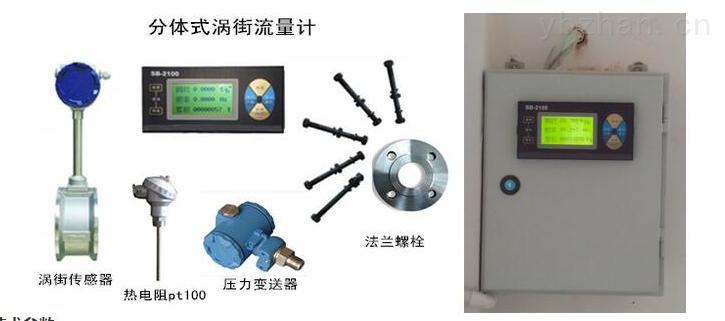 遠傳蒸汽流量計說明