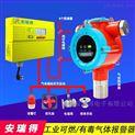 化工廠罐區二氯甲烷氣體濃度顯示報警器