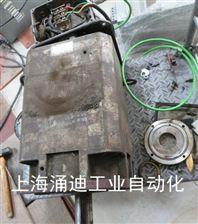 25202轮廓报警西门子电机接头坏更换编码器网口维修