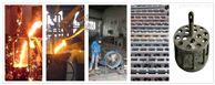 耐热钢铸件-ZG06Cr13Ni4-6Mo回转窑系列窑口护板