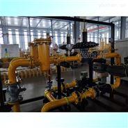 燃气计量调压柜 区域天然气减压撬配置操作