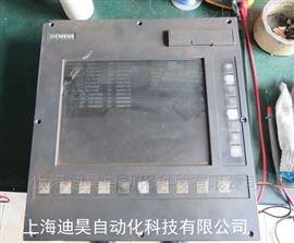 西门子802D反复重启进不了系统维修