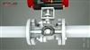 气动法兰球阀的组成-浮动球阀