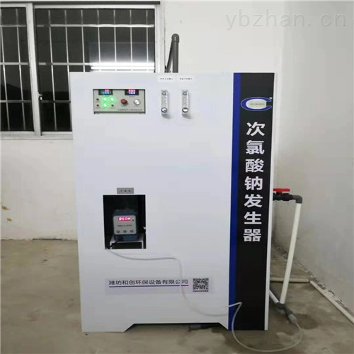 农村饮水消毒设备-简易50g次氯酸钠发生器