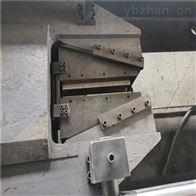 电液伺服锻造锚链卧式拉力试验机