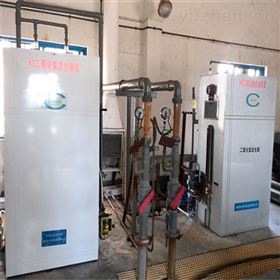 HC8000g二氧化氯发生器-化学法污水厂消毒设备