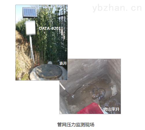 城市供水管網無線監控系統—智慧供水