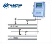 海峰TDS-100F插入式超聲波流量計免維護