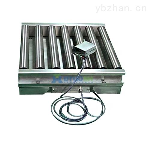工业流水线滚筒输送电子秤