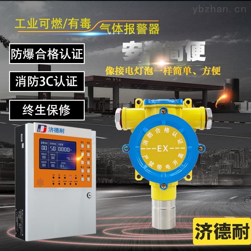 煉鋼廠車間一氧化碳檢測報警器