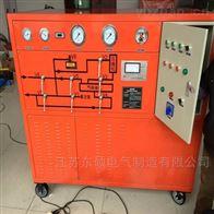 承装修饰工具SF6气体真空充气装置抽气速率