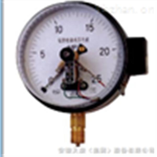 不锈钢电接点耐震隔膜压力表