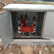 YFJLSZ-10/630-20户外10KV高压落地式预付费计量装置