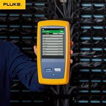 福禄克抗干扰网线铜缆测试仪DSX-600 CH
