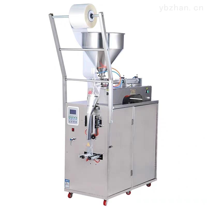 虾酱立式自动定量包装机