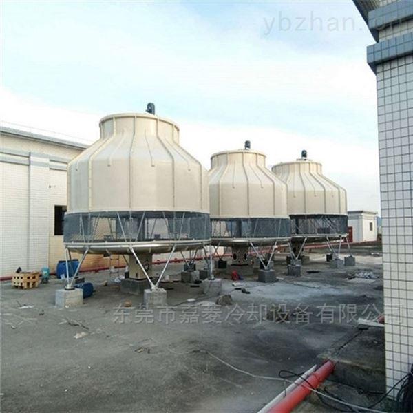 供应300吨圆形玻璃钢冷却塔冷水塔