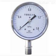 不銹鋼壓力表應用