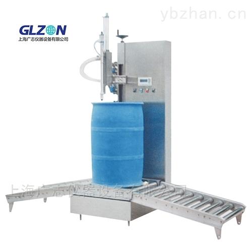 200L自动称重灌装机 化工液体润滑油分装机
