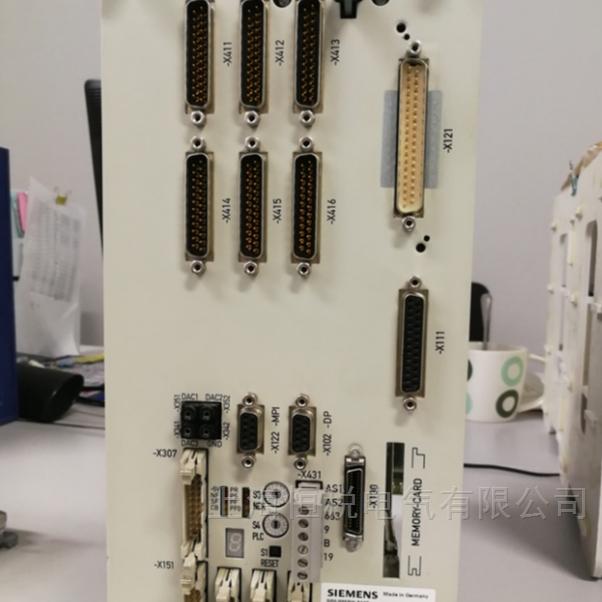 数控系统6FC5410-0AY02-0AA0修好可测