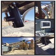 鋼廠燒結料在線水分分析儀