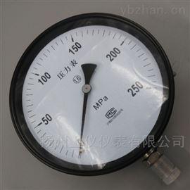 Y150-250系列高压压力表