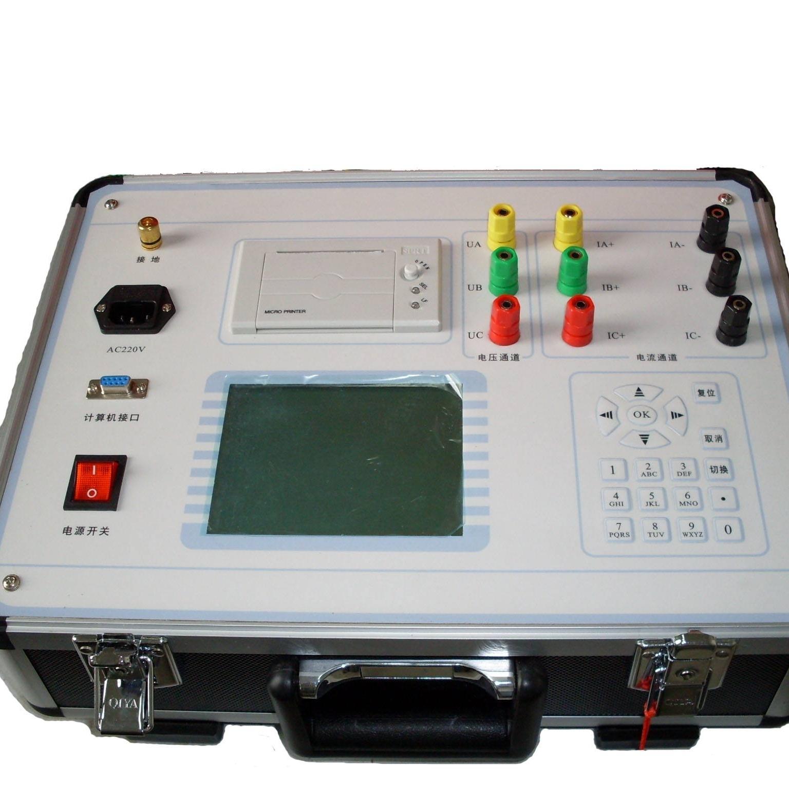变压器空负载特性测试仪产品特性