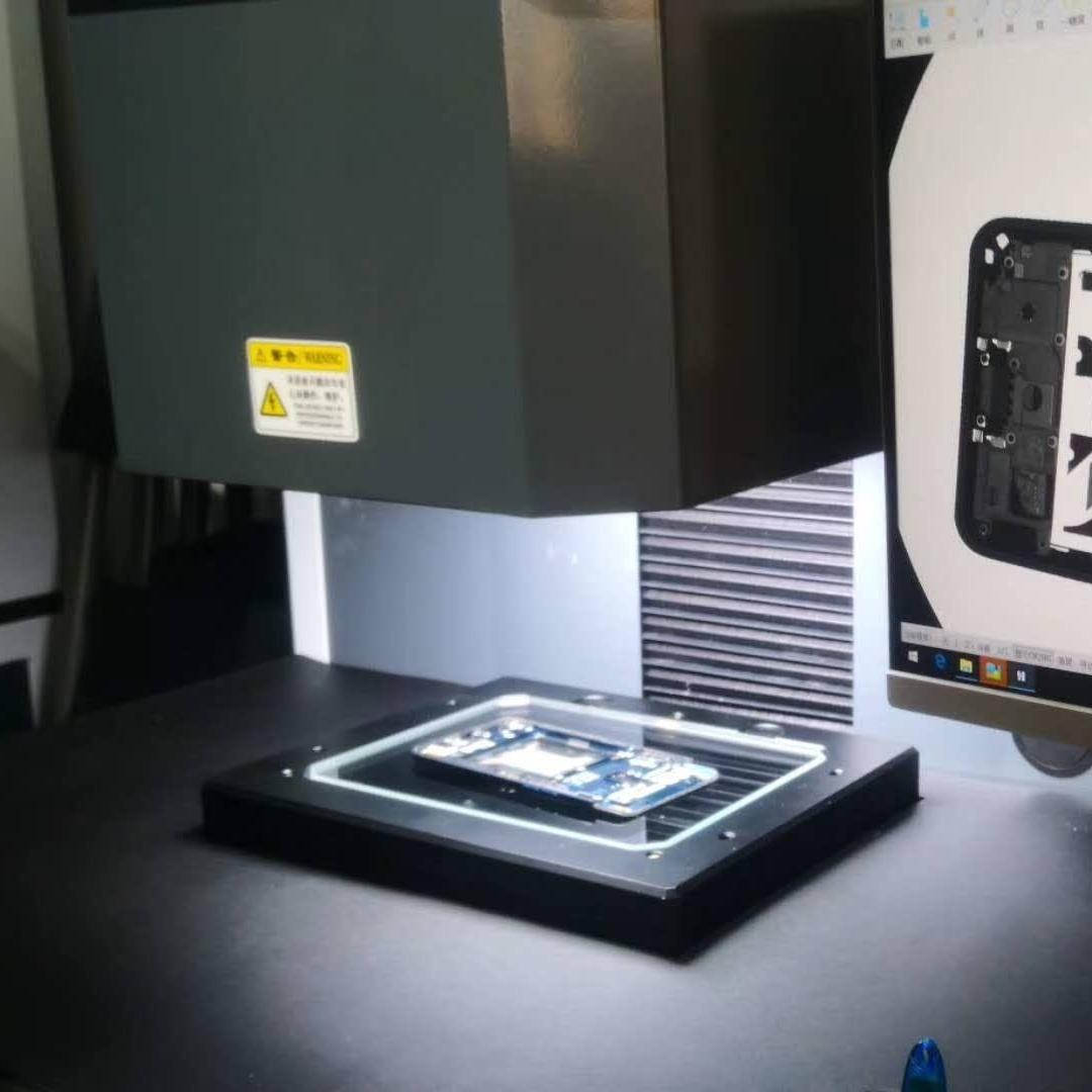 拼接一键式光学测量仪
