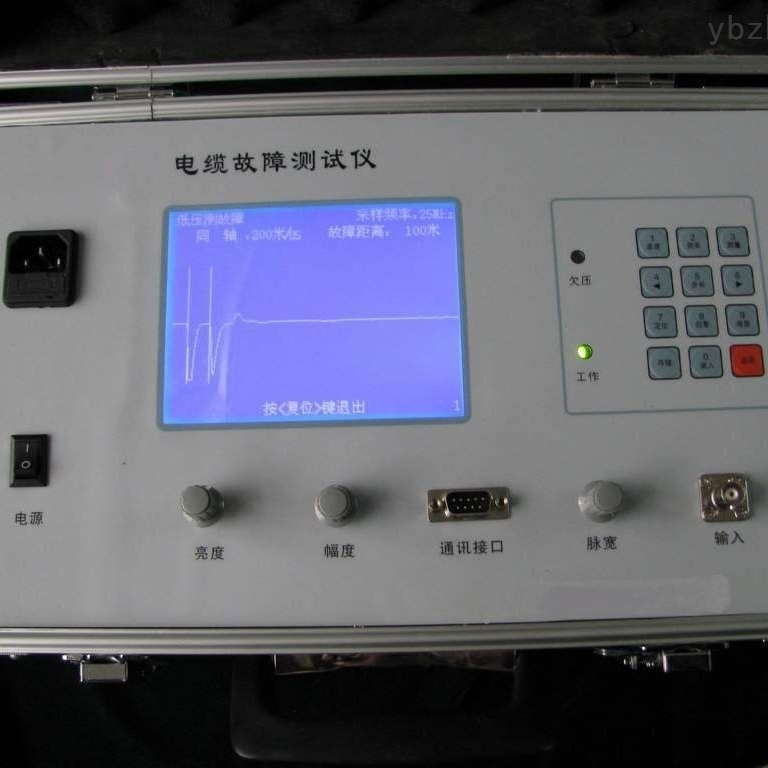 承装承试资质设备电缆故障测试仪厂家定制